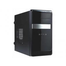 6120898 Mini Tower InWin EMR034 Black/Silver 450W  2*USB3.0+AirDuct+Audio mATX