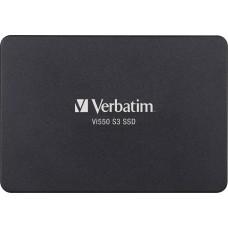 49351 Твердотельный накопитель Verbatim SSD 256GB Vi550 SATA3.0
