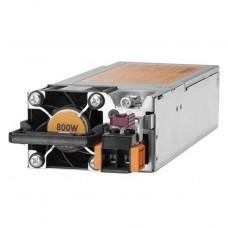 865438-b21 hpe 800w flex slot titanium hot plug low halogen power supply kit
