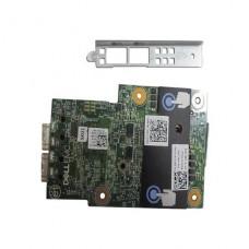 540-BCLR Контроллер DELL NIC LOM Broadcom 57416 DP 10GbE BaseT Mezzanine