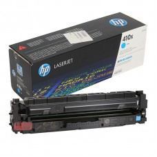 CF411X Картридж HP 410X лазерный синий