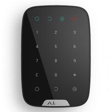 8722.12.BL1 AJAX KeyPad Black (Беспроводная сенсорная клавиатура, чёрная)
