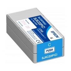 Картридж Epson SJIC22P(C): INK CARTRIDGE FOR TM (C33S020602)