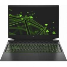 2X0P3EA Ноутбук HP Pavilion Gaming 16-a0036ur ShadowBlack 16.1