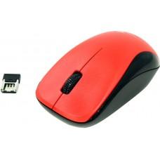 31030109110 Мышь Genius NX-7000 Red беспроводная, оптическая USB (2.4Ghz, 1200dpi, BlueEye)