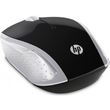 2HU84AA#ABB HP 200 Pk Silver Wireless Mouse