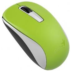 31030127105 Мышь Genius NX-7005 Green беспроводная, оптическая USB (2.4Ghz, 1200dpi, BlueEye)