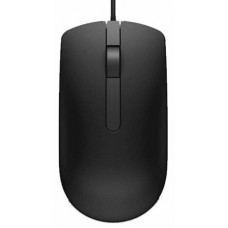 570-AAIS Mice : Dell MS116 Optical (Not Wireless), USB (2 buttons + scroll) Black Mouse (Kit)