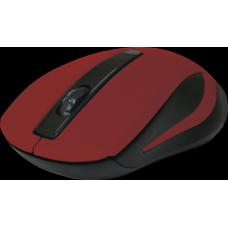 52605 Defender #1 Беспроводная оптическая мышь MM-605 красный,3 кнопки,1200dpi