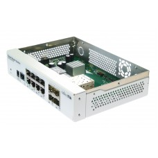 CRS112-8G-4S-IN Mikrotik cloud router switch коммутатор