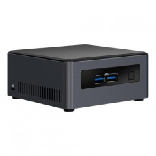 BLKNUC7I3DNHNC2 Nettop Intel NUC, Intel Core i3 7100U, 2.4GHz, 4Gb DDR4-2133 SODIMM pre-installed (u