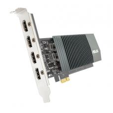 90YV0E60-M0NA00 Видеокарта ASUS GT710-4H-SL-2GD5