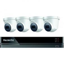 FE-104MHD KIT House SMART Регистратор 4-х канальный  FALCON EYE