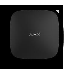 11790.01.BL1 AJAX Hub Plus Black (Интеллектуальная централь - 4 канала связи (2SIM 3G + Ethernet + W