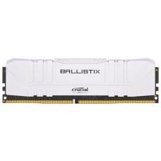 BL16G30C15U4W Модуль памяти DDR4 Crucial Ballistix 16G 3000MHz White