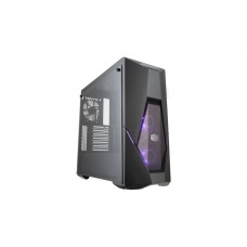 MCB-K500D-KGNN-S00 Cooler Master MasterBox K500 with 2x  RGB LED fan and RGB LED striping, Tempered