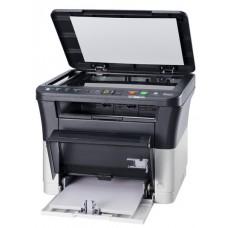 1102M43RU0 / 1102M43RUV МФУ лазерный Kyocera FS-1020MFP ( A4 серый/белый