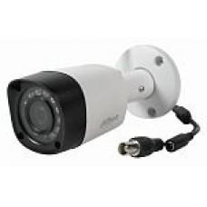 DH-HAC-HFW1400RP-0280B Камера видеонаблюдения Dahua 2.8-2.8мм HD СVI цветная корп.:белый
