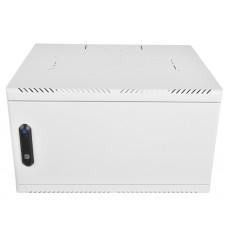 ШРН-6.300.1 Шкаф телекоммуникационный настенный 6U (600х300) дверь металл