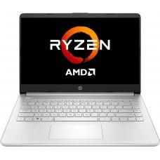 2X0R1EA Ноутбук HP 14s-fq0069ur silver 14