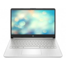 2X0R2EA Ноутбук HP 14s-fq0070ur silver 14